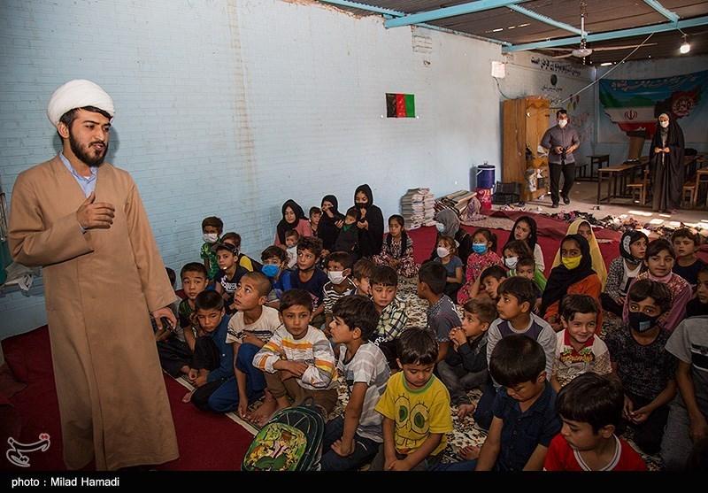 عکس/ مدرسه مهربانی در دزفول