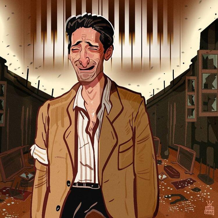 کاریکاتور/ تولدت مبارک آقای پیانیست!