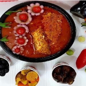 طرز تهیه «خورش ماهی»؛ یک خورش تند جنوبی
