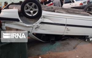 ۹ تن در حوادث رانندگی شهرستان نایین مصدوم شدند
