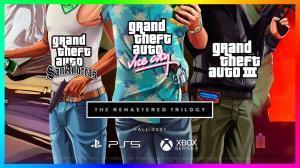 بازی GTA Trilogy Remastered در انحصار فروشگاه راکستار است