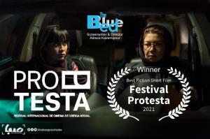 «تخت آبی» بهترین فیلم یک جشنواره اسپانیایی شد