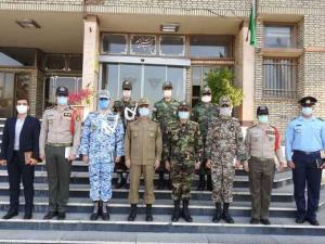 دیدار فرمانده با دانشجویان دانشگاههای ارتش