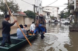 هشدار هواشناسی درباره طوفان و سیل در ۸ استان