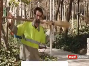 آهنگ جذاب «دوست دارم زندگی رو» از سیروان خسروی و تصاویر سینمای ایران