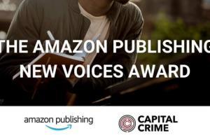 خبرنگار آمریکایی برنده جایزه کتاب جنایی انتشارات آمازون