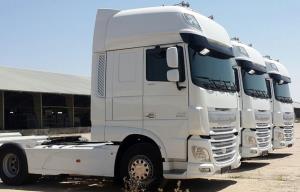 مکاتبه جدید گمرک ایران برای تعیین تکلیف صدها کامیون دست دوم رسوبی در گمرکات