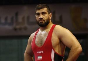 جابر صادقزاده برای هفتمین بار پهلوان ایران شد
