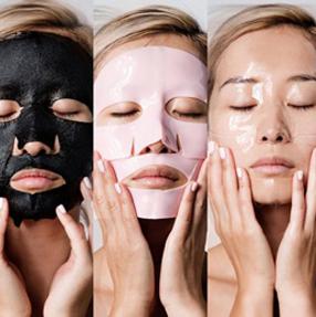 تاثیر جادویی ماسک ورقهای بر روی پوست صورت