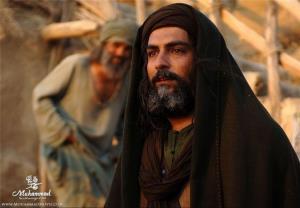مهدی پاکدل: به بازی در فیلم سینمایی «محمد رسول الله (ص)» افتخار میکنم