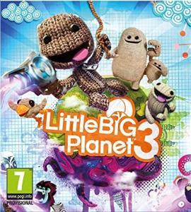 بازیبازان 3 Little Big Planet محتواهای نسخه اول و دوم را رایگان دریافت میکنند