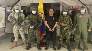 بازداشت مخوفترین سرکرده قاچاقچیان مواد مخدر در کلمبیا