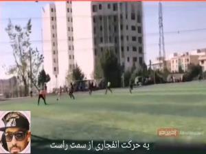 گل عادل فردوسیپور به صداوسیما با گزارش عربی