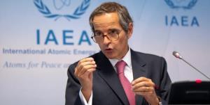 ادعای گروسی درباره برنامه نظارت آژانس در ایران