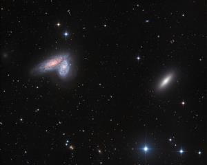 هابل توانست انفجار ابرنواختری ستارهای را ثبت کند