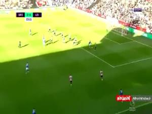 گل فوق العاده یورى تیلمانس