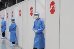 چین از واکسیناسیون ۷۵ درصد مردم این کشور خبر داد
