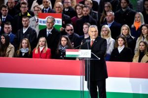 صدای نخست وزیر مجارستان از دخالت غرب در امور داخلی کشورش درآمد