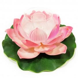کاردستی گل نیلوفر درخشان بسازید