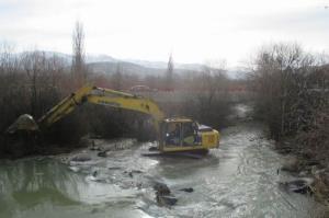 ۲۱ کیلومتر از رودخانههای کردستان لایروبی شد