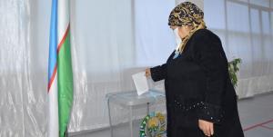 آغاز انتخابات ریاست جمهوری در ازبکستان
