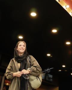 چهرهها/ ستاره پسیانی در سی و هشتمین جشنواره فیلم کوتاه تهران