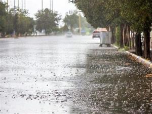 بارش شدید باران و کاهش دما در نیمه شمالی کشور