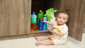 افزایش ۷۰ درصدی خطر ابتلا به آسم کودکان با مواد شوینده