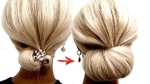 ترفند بستن مو برای با سلیقه ها