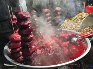 همه خوراکیهای خیابانی؛ باب میل ایرانیها
