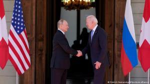 نشست بعدی پوتین و بایدن باید به زودی برگزار شود