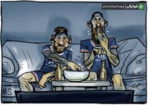 وضعیت مسی و راموس در الکلاسیکوی امسال