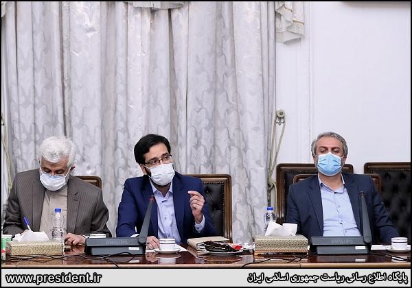 عکس/ حضور «جلیلی» در جلسه ستاد اقتصادی دولت رئیسی