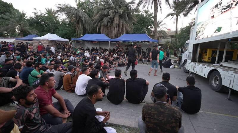 تحصن مردم عراق نسبت به نتایج انتخابات