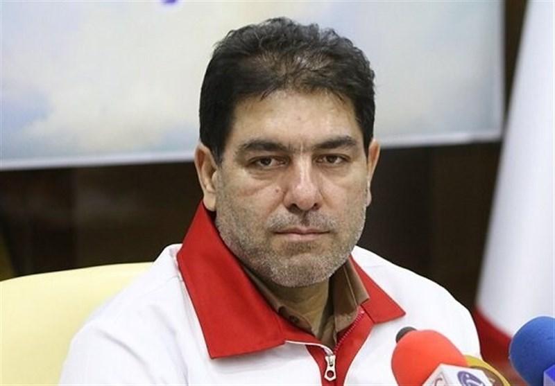 رئیس جمعیت هلال احمر استعفا داد