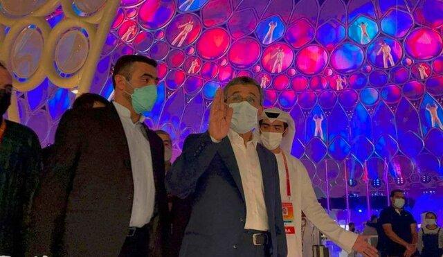 «بوی رجایی» در دبی؟