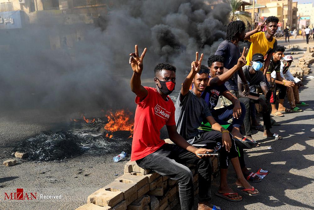 عکس/ کودتا در سودان