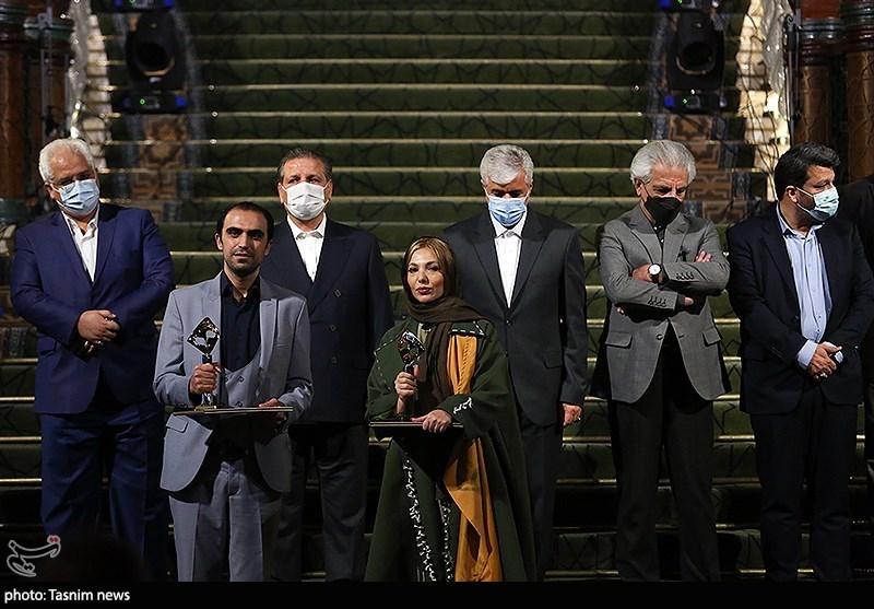 اختتامیه سی و هشتمین جشنواره فیلم کوتاه تهران