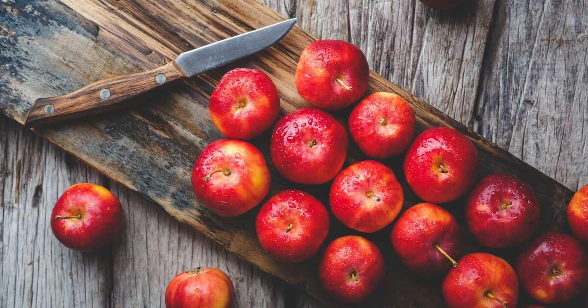 با خوردن سیب پخته چربیهای اضافه را از خود دور کنید