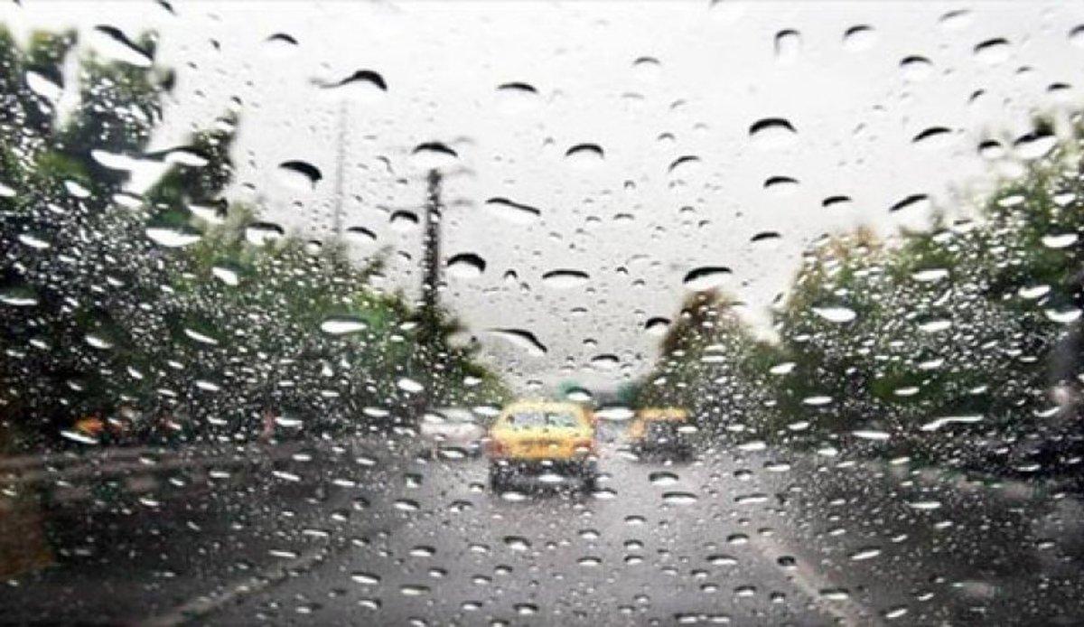 ورود سامانه سرد و بارشی به اردبیل از اواخر وقت دوشنبه