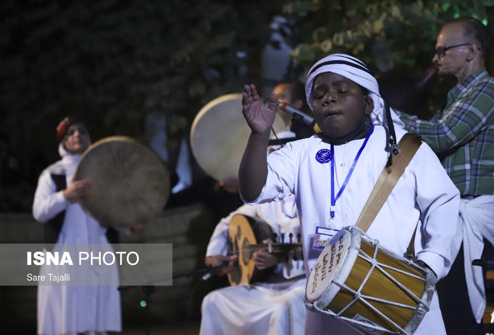 اختتامیه جشنواره موسیقی نواحی ایران در کرمان