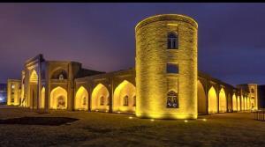 کاروانسراهای آذربایجانشرقی در مسیر جهانی شدن