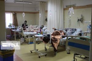 ۶۹ بیمار کووید ۱۹ در البرز بستری شدند