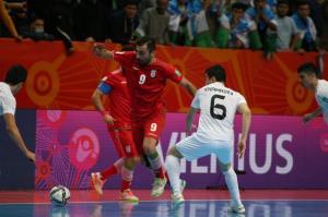 ملیپوش گیتی پسند در صدر جدول گلزنان لیگ برتر فوتسال