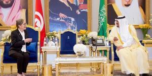 اولین سفر نخستوزیر جدید تونس به عربستان