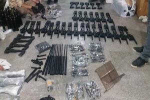 انهدام باند قاچاق سلاح و مهمات در هندیجان