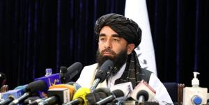 «ذبیحالله مجاهد» سخنگوی مرکزی طالبان شد