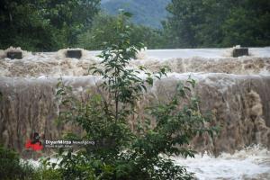 پرهیز از نزدیک شدن به حریم رودخانه ها و تاسیسات آبی استان گیلان