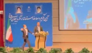روایتی از سیلی سرهنگ علیزاده به استاندار تبریز