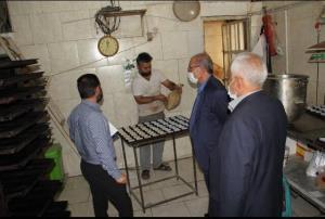 ۳۲ نانوایی متخلف به تعزیرات حکومتی البرز معرفی شدند